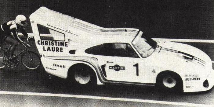Porsche Martini Racing